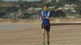 Marathon man raising money for Nepal