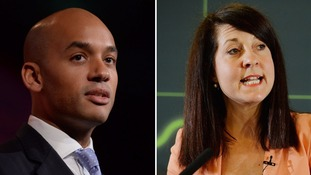 Chuka Umunna backs Liz Kendall for Labour leadership