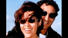 Jeffrey Spector with his wife Elaine