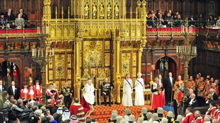 Queen's Speech to mark the State opening of Parliament.