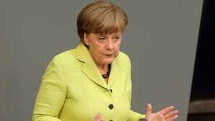 Germany's Angela Merkel still the world's most powerful woman