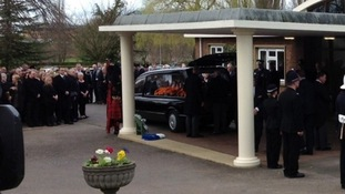 PC Rathband laid to rest
