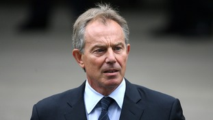 Tony Blair has handed in his resignation