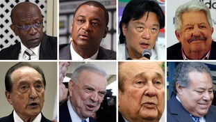 US seeks extradition of Fifa officials over corruption charges