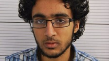 Zakariya Ishaq was today sentenced to six years in prison