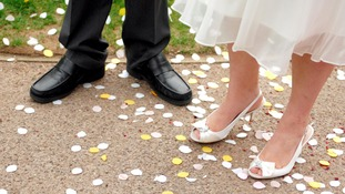 Weddings: Businesses wanting brides