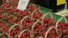 bath and west strawberries