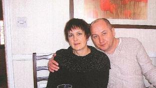 Leszek Dantes and his wife Malgorzata Dantes