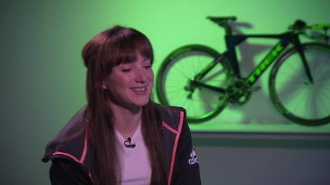 Roomies: Elinor Barker on sharing a room with Laura Trott