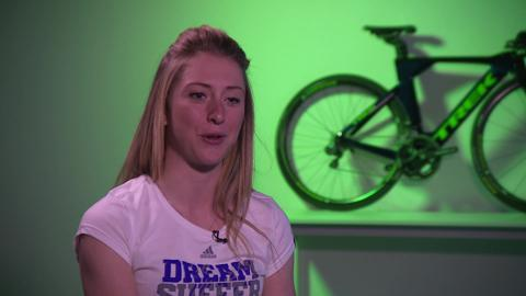 Roomies: Laura Trott on sharing a room with Elinor Barker
