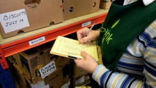 Foodbank users in Gloucester can now get help with their electricity payments