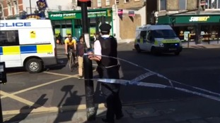Cyclist dies after being hit by a lorry in Denmark Hill