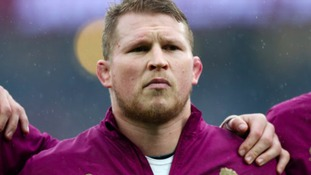 Dylan Hartley has been dropped from England's Rugby World Cup training squad.