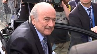 Pressure mounts on Blatter as presidential vote takes place
