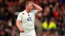 Dylan Hartley has been dropped from England's World Cup training squad.