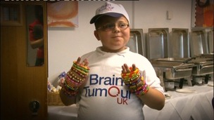 Harry Moseley&#x27;s mother to carry Olympic Torch