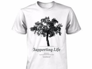 Jake's t-shirt design.