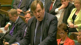 Culture, Media and Sport Secretary John Whittingdale.
