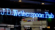 JD Wetherspoon has had to offer another big payout