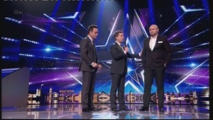 Ant and Dec congratulate Hartlepool impressionist Danny Posthill