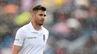 Jimmy England cricket