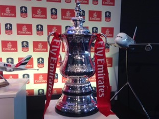 Emirates new FA Cup sponsor for next three years