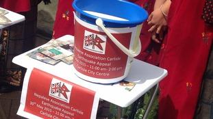 Fundraising in Carlisle