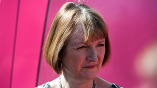 Interim Labour leader Harriet Harman.