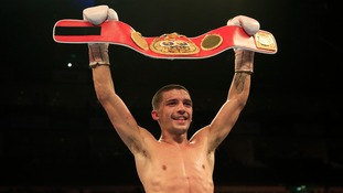 Lee Selby becomes Wales' 12th world boxing champion
