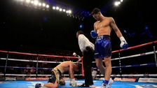 Nathan Cleverly vs Tomas Man