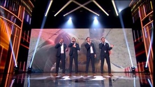 The Neales are a singing quartet from Solihull.