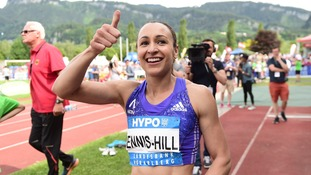 Ennis-Hill qualifies for Olympics