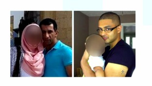 Lyace Ali and Mohammad Kamran Shabir were on holiday with Hussain Ahmed.