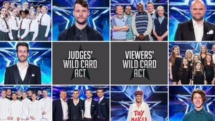 BGT wildcards set to be revealed as judges and viewers get their say