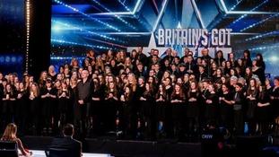 Welsh choir Côr Glanaethwy favourites to win Britain's Got Talent final