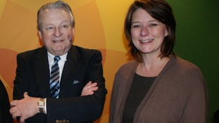 Dafydd Elis Thomas and Leanne Wood