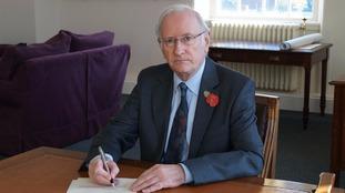 South Yorkshire PCC, Alan Billings