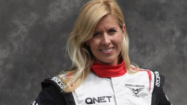 est driver: Maria De Vilotta  