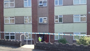 Arrest after body discovered in Swansea