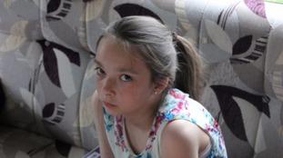 Amber Peat was last seen on Saturda