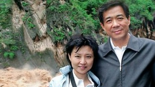 Gu Kailai and Bo Xilai