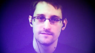 Edward Snowden: Being international fugitive is worth it