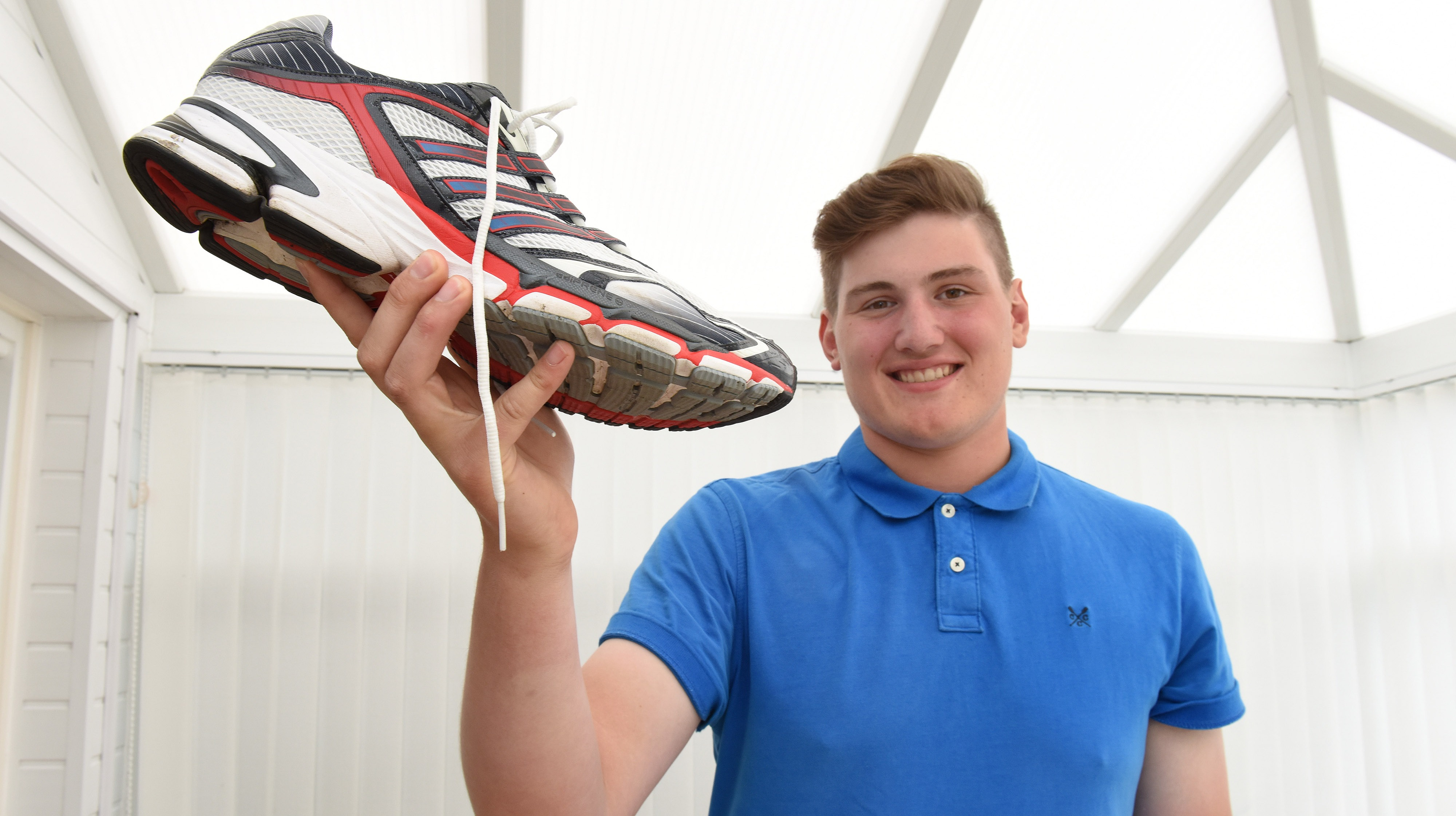 Average Shoe Size For A Teenager