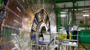 Large Hadron Collider fires up again after 27 months of upgrades