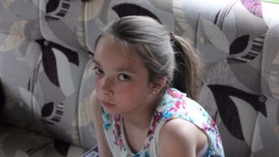 Amber Peat was reported missing at the weekend.