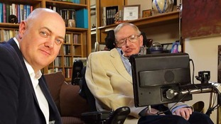 Hawking would consider assisted suicide 'if in pain'