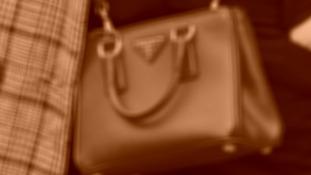 File photo of a handbag