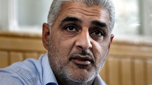 Tariq Jahan, the father of Haroon Jahan