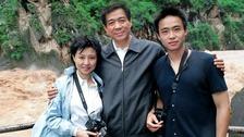 Gu Kailai and Bo Xilai and their son Bo Gua Gua