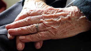 The report claims social care funding has dropped by nearly 11 percent over the last few years
